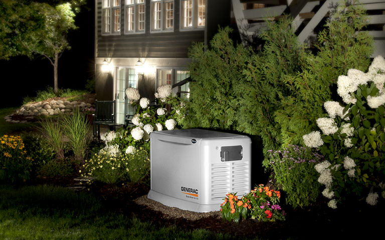 Generac Guardian Home Generator