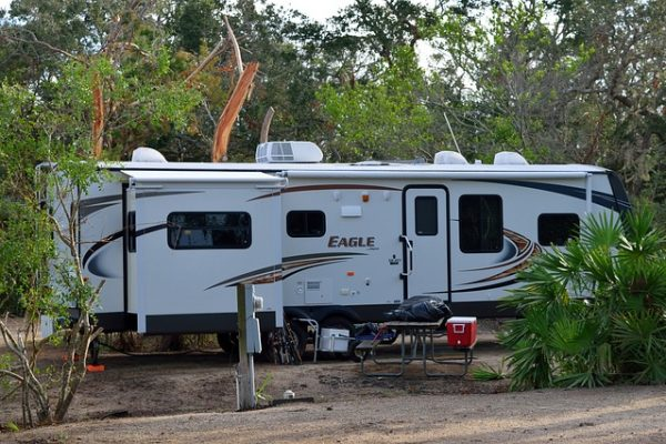 campground electrical system