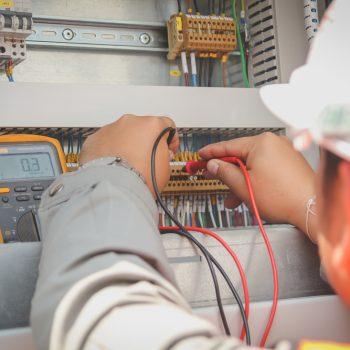 Electrician Power Box